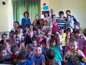 Scuola elementare di Secinaro (AQ)